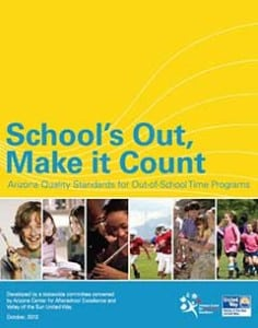 Schools Out - Make It Count
