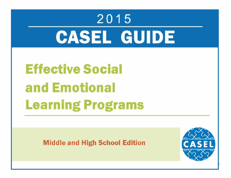 Image Result For Center For Social And Emotional Learning