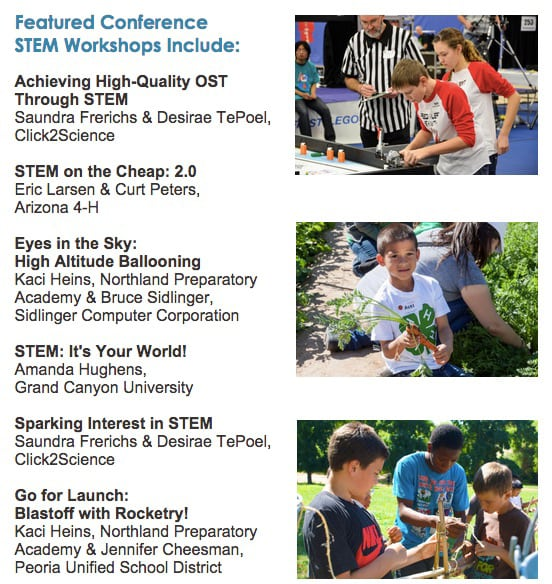 Stem School Program: Arizona Center For Afterschool Excellence