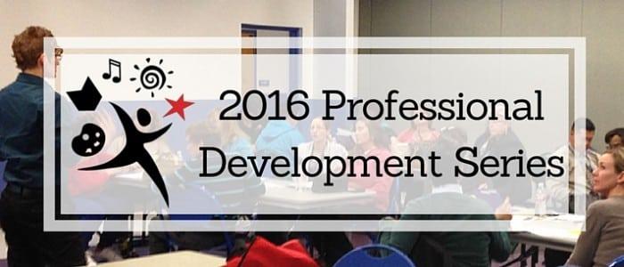 2016 ProfessionalDevelopment Series